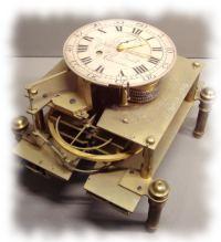 Ferdinand Berthoud's marine clock #2