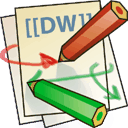Grand logo DokuWiki